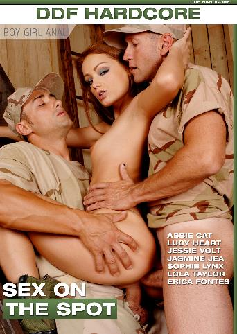 Sex On The Spot from DDF front cover