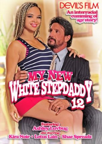 My New White Stepdaddy 12 from Devil's Film front cover