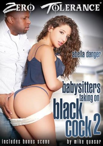 Babysitters Taking On Black Cock 2 from Zero Tolerance front cover
