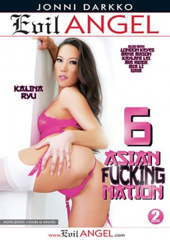 Asian Fucking Nation 6 from Evil Angel: Jonni Darkko front cover