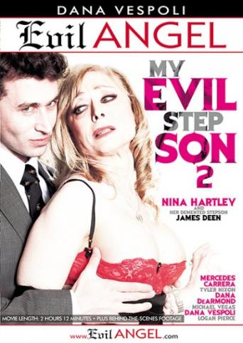 My Evil Stepson 2 from Evil Angel front cover