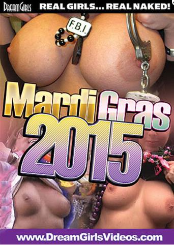 Mardi Gras 2015 from DreamGirls front cover