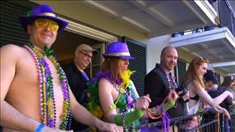 Mardi Gras 2015 Scene 1