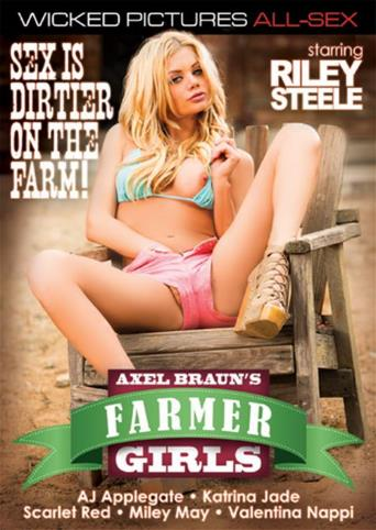 Axel Braun's Farmer Girls from Wicked front cover
