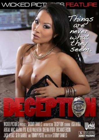 Deception from Wicked front cover