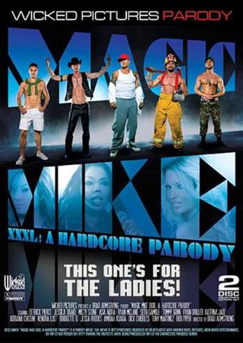 Magic Mike XXXl from Wicked front cover