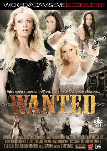 Wanted from Wicked front cover