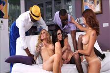 Muthas And Brothas Orgy 2 Scene 1