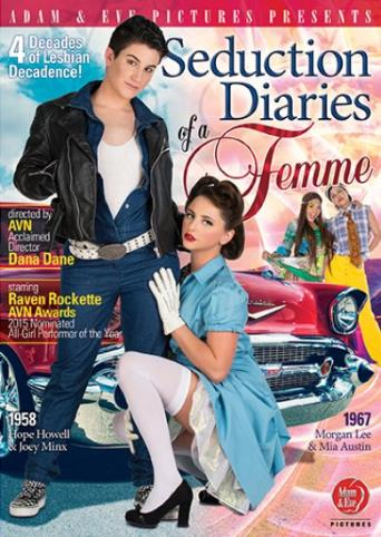 Seduction Diaries Of A Femme from Adam & Eve front cover