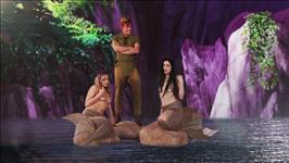 Peter Pan XXX Scene 3