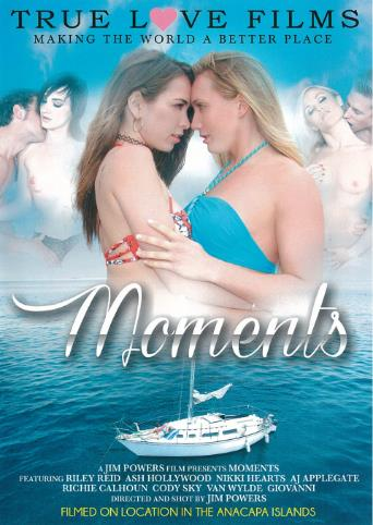 Moments from True Love Films front cover