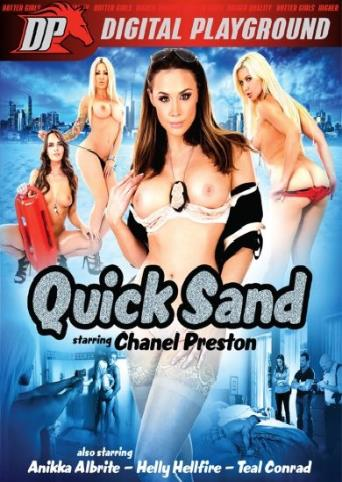 Quick Sand from Digital Playground front cover