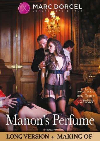 Manon's Perfume from Marc Dorcel front cover