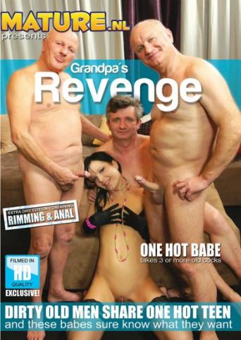 Grandpa's Revenge from Mature front cover