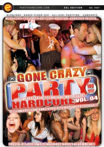 Party Hardcore Gone Crazy 4 from Party Hardcore front cover