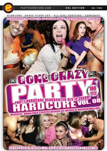 Party Hardcore Gone Crazy 8 from Party Hardcore front cover