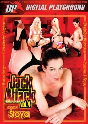 Jack Attack 4 from Digital Playground front cover