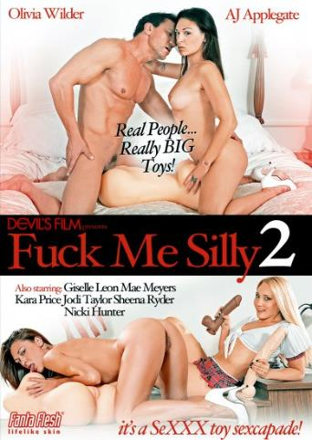 Fuck Me Silly 2 from Devil's Film front cover