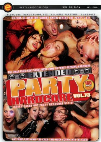 Party Hardcore 73 from Party Hardcore front cover