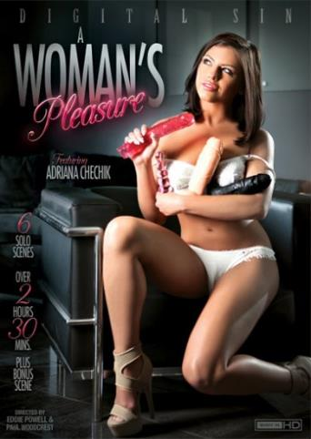 A Woman's Pleasure from Digital Sin front cover