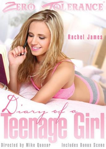 Diary Of A Teenage Girl from 3rd Degree front cover