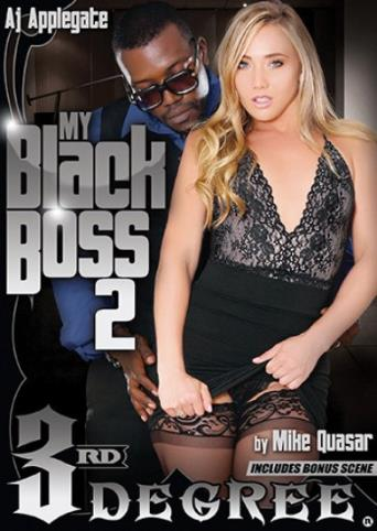 My Black Boss 2 from 3rd Degree front cover