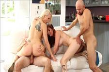 Frat House Orgy