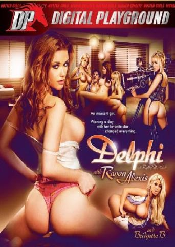 Delphi from Digital Playground front cover