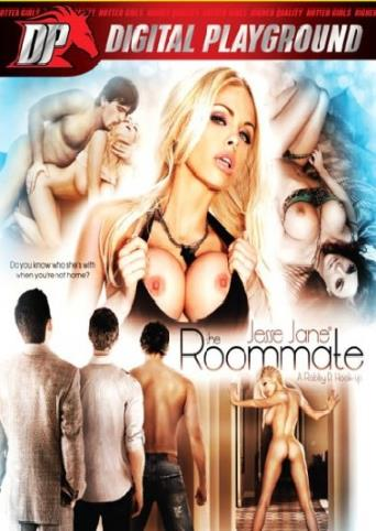 Jesse Jane The Roommate from Digital Playground front cover