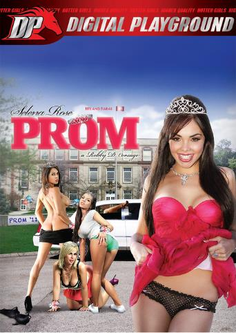 Prom from Digital Playground front cover
