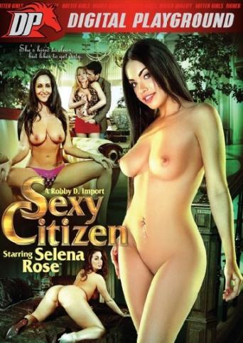 Sexy Citizen from Digital Playground front cover