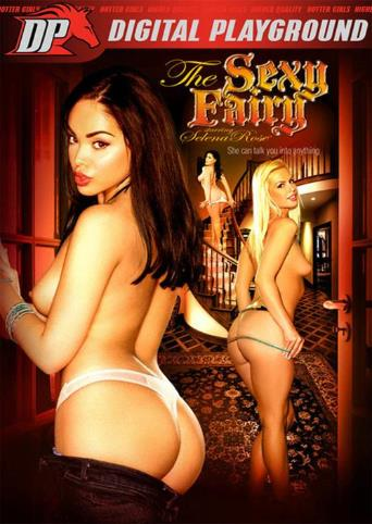 The Sexy Fairy from Digital Playground front cover