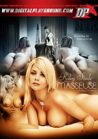 The Masseuse from Digital Playground front cover
