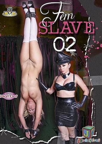 Fem Slave 2 from JM Productions front cover