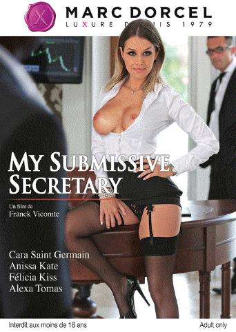 My Submissive Secretary from Marc Dorcel front cover