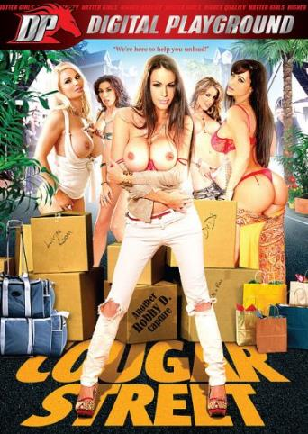 Cougar Street from Digital Playground front cover