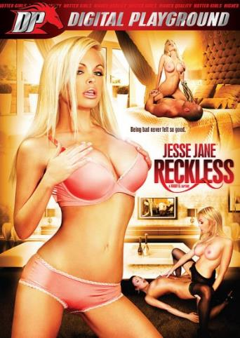 Jesse Jane Reckless from Digital Playground front cover