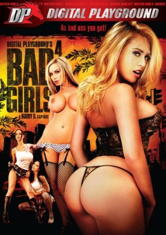 Bad Girls 4 from Digital Playground front cover