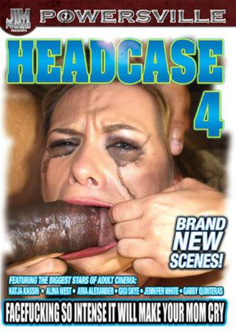 Headcase 4 from Powersville front cover