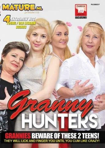Granny Hunters from Mature front cover