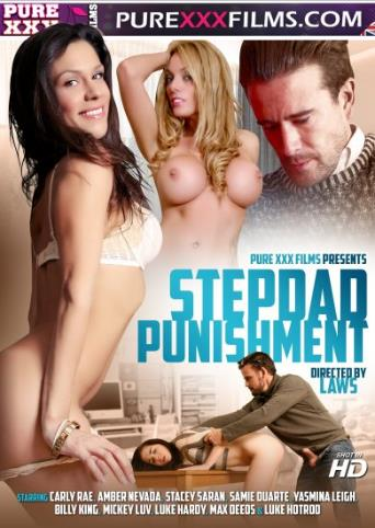 Stepdad Punishment from Pure XXX Films front cover