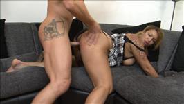 Stepdad Punishment