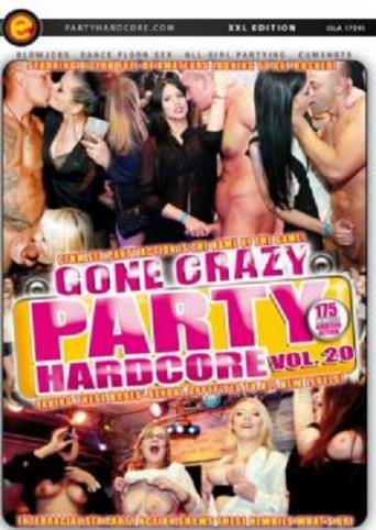 Party Hardcore Gone Crazy 20 from Party Hardcore front cover