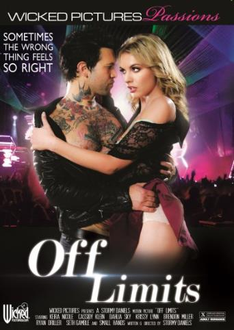 Off Limits from Wicked front cover
