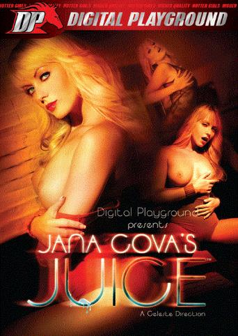 Jana Cova's Juice from Digital Playground front cover