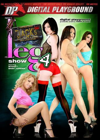 Jack's Leg Show 4 from Digital Playground front cover