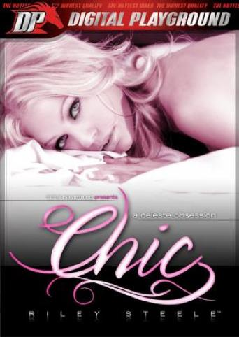 Riley Steele Chic from Digital Playground front cover