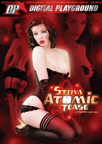 Stoya Atomic Tease from Digital Playground front cover