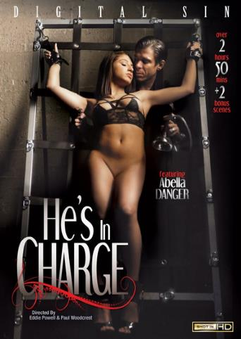 He's In Charge from Digital Sin front cover
