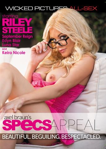 Axel Braun's Specs Appeal from Wicked front cover